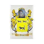 Allen (England) Rectangle Magnet (100 pack)