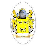 Allen (England) Sticker (Oval 50 pk)