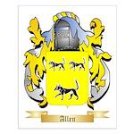 Allen (England) Small Poster
