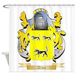 Allen (England) Shower Curtain
