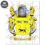 Allen (England) Puzzle