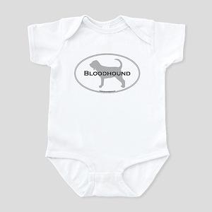 Bloodhound Infant Creeper