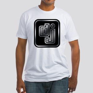 DJ Supreme Fitted T-Shirt