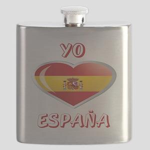 YO C ESPANA 0 Flask
