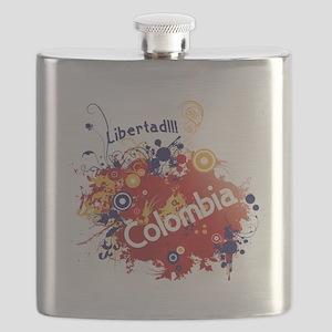 COLOMBIA RETRO 0 Flask