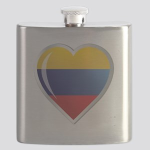 C COLOMBIA Flask