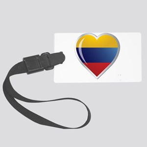C COLOMBIA Large Luggage Tag