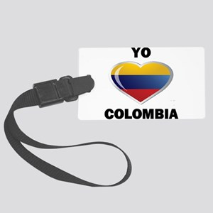 YOC CLOMBIA 0 Large Luggage Tag