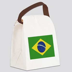 BRASIL LIMPIO Canvas Lunch Bag