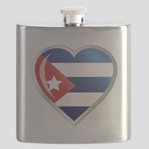 C CUBA 0 Flask