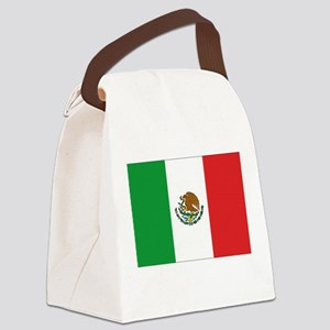3-MEXICO Canvas Lunch Bag