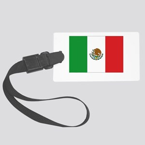 3-MEXICO Large Luggage Tag