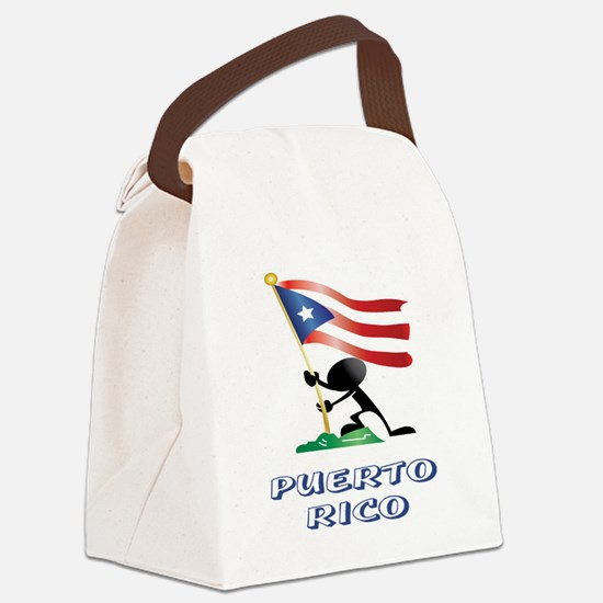 puertorico MAN 0.png Canvas Lunch Bag