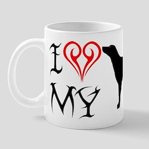American Brittany Mug