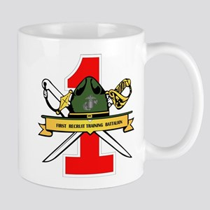 First Recruit Training Battalion Mug