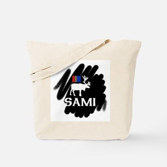 Sami, the People of Eight Seasons Tote Bag