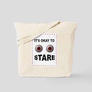 STARE Tote Bag