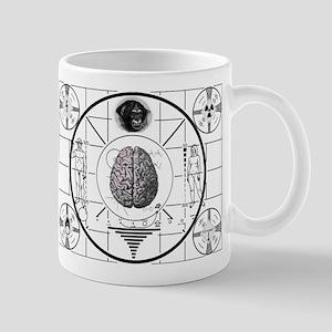 Evolution Will Not Be Televised Mug Mugs