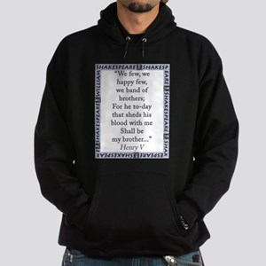 We Few, We Happy Few Sweatshirt