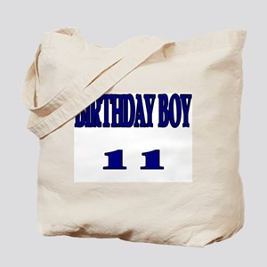 Birthday Boy 11 Tote Bag