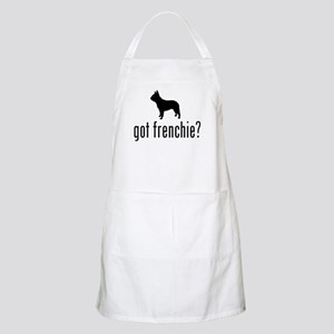 French Bulldog BBQ Apron