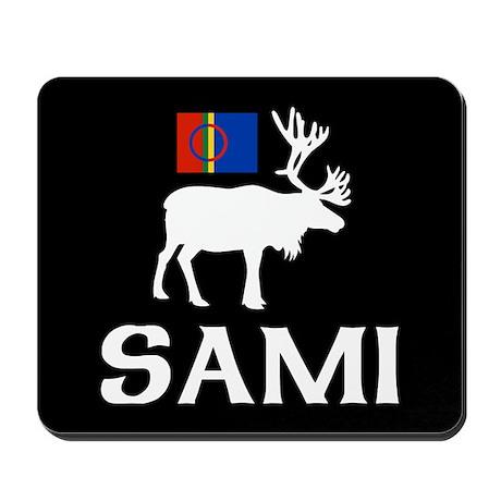 Sami, the People of Eight Seasons Mousepad