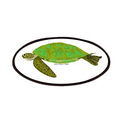 Green Sea Turtle Patches