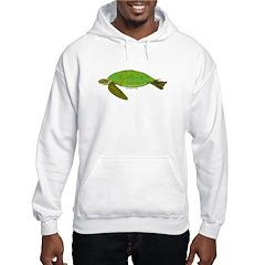 Green Sea Turtle Hoodie
