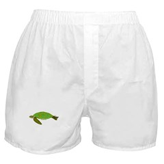 Green Sea Turtle Boxer Shorts