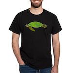 Green Sea Turtle Dark T-Shirt
