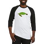 Green Sea Turtle Baseball Jersey