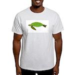 Green Sea Turtle Light T-Shirt