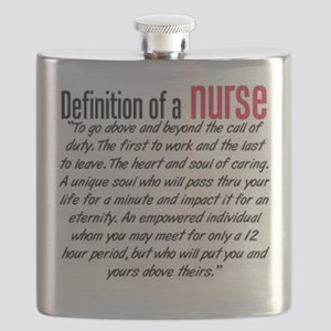Definition of a nurse Flask
