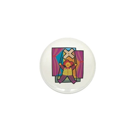 Puppetry Mini Button