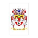 Alleyne Sticker (Rectangle 10 pk)