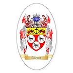 Alleyne Sticker (Oval)