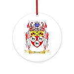 Alleyne Ornament (Round)
