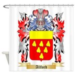 Allford Shower Curtain