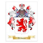 Allibone Small Poster