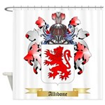 Allibone Shower Curtain