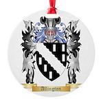 Allington Round Ornament