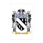 Allington Sticker (Rectangle 50 pk)