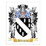 Allington Small Poster