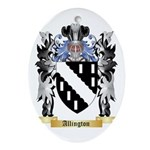 Allington Ornament (Oval)