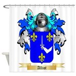 Alliot Shower Curtain