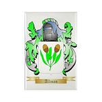 Allman Rectangle Magnet (10 pack)