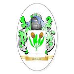 Allman Sticker (Oval)