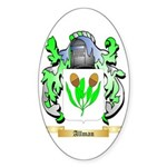 Allman Sticker (Oval 10 pk)