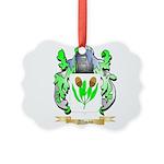Allman Picture Ornament