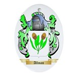 Allman Ornament (Oval)